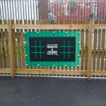 Thermoplastic Number Grids Design in Falkirk 3