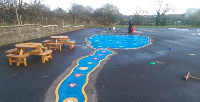 Play Area Designs in Bangor on Dee/Bangor-is-y-coed