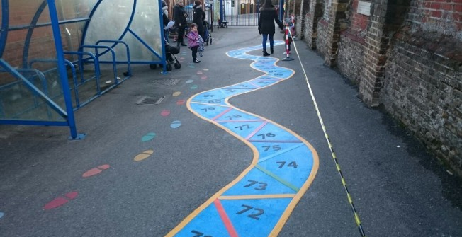 Contact Playground Markings