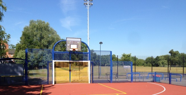 Tarmac Multi Sport Facility in Headwood