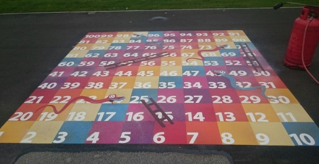 Snakes and Ladders in Townhill Park
